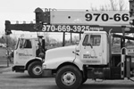 Crane Service Fleet and Pricing